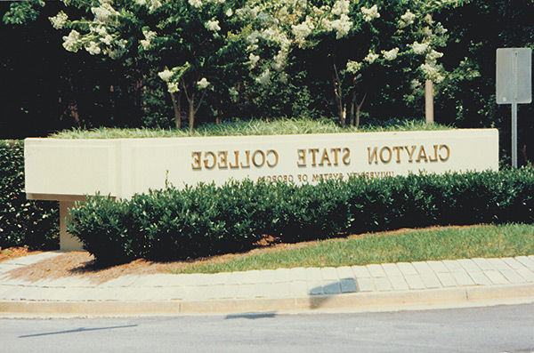 Clayton State College